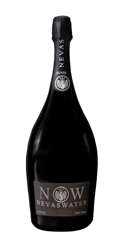 Nevas Water Magnum - Premium Cuvée Water, sparkling - 1 x 1500ml Glass Bottle