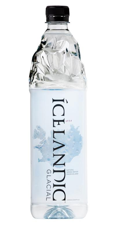 Icelandic Glacial Water - Iceland Premium Wasser, still - 1 x 1000ml - PET Bottle