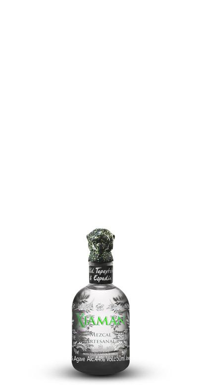 Xiaman - Artisanal Mezcal - 1 x 500ml Glass Bottle