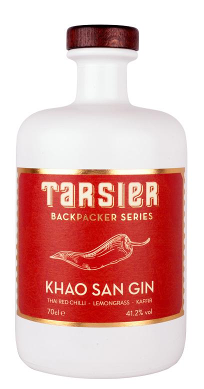 Tarsier - Khao San Gin - 1 x 700ml Glass Bottle