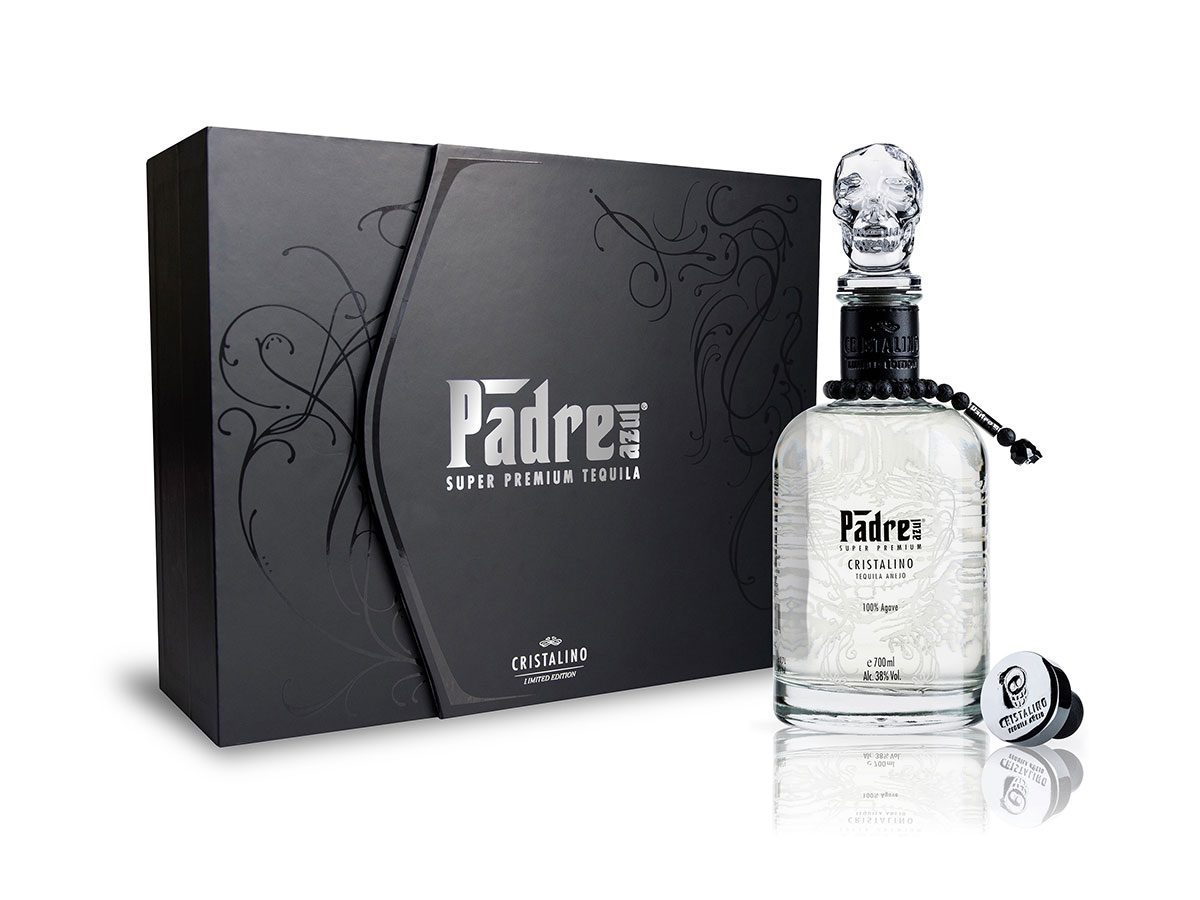 Padre Azul - Cristalino Anejo, Swarovski Limited - Edition Set