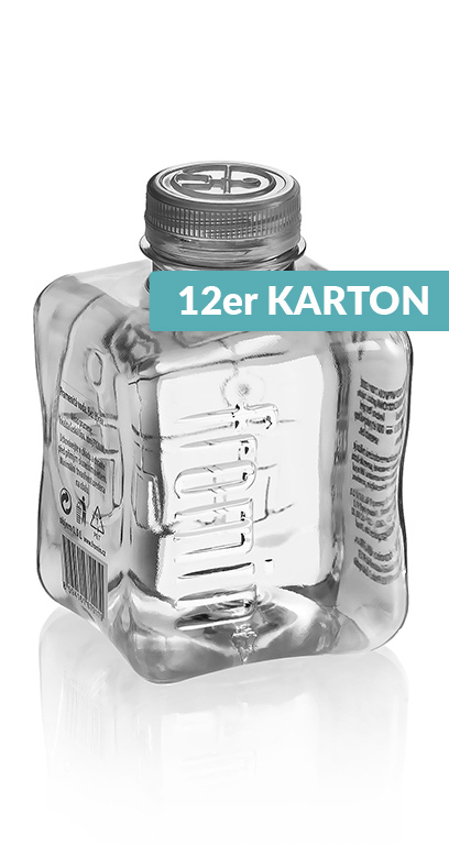 fromin Water - Water from the Ice Age, still - 12 x 500ml PET Bottle