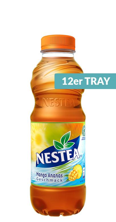 Nestea - Mango Pineapple - 12 x 500ml PET Bottle