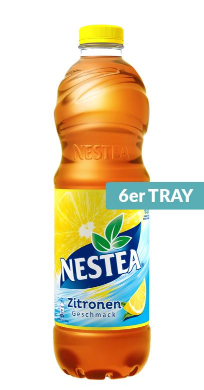 Nestea - Lemon - 6 x 1500ml PET Bottle