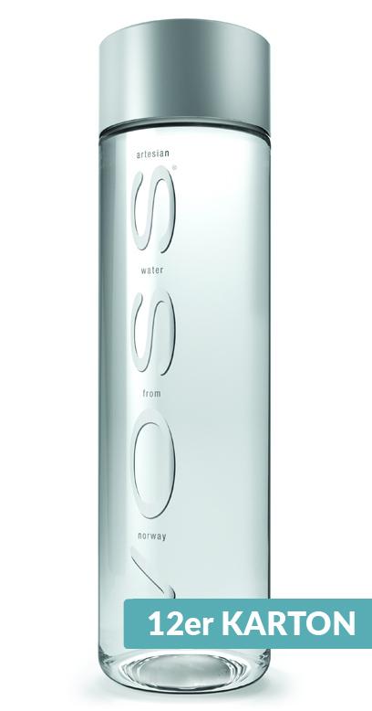 Voss Water - Premium Water - still - 12 x 850ml PET Bottle