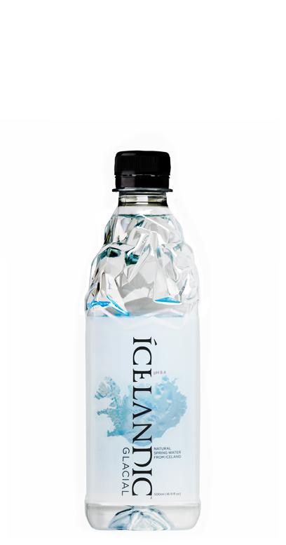 Icelandic Glacial Water - Iceland Premium Wasser, still - 1 x 500ml PET Bottle