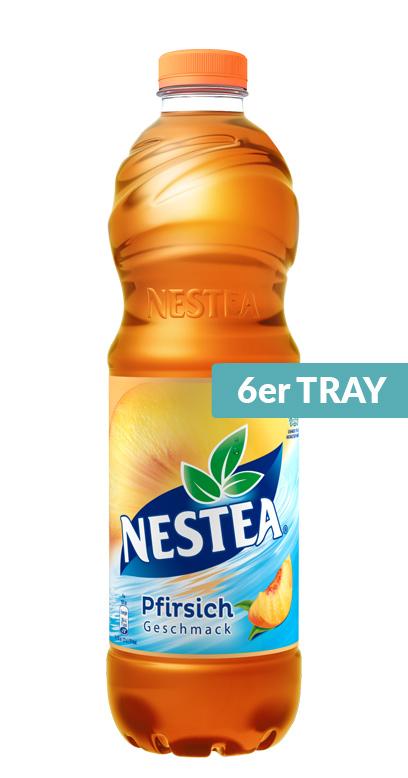 Nestea - Peach - 6 x 1500ml PET Bottle