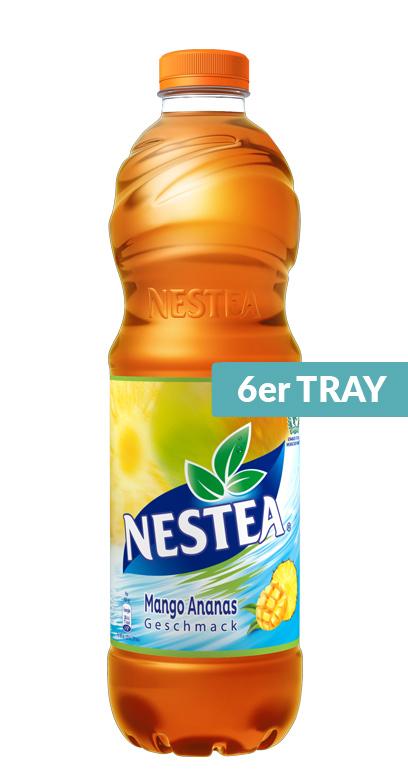 Nestea - Mango Pineapple - 6 x 1500ml PET Bottle