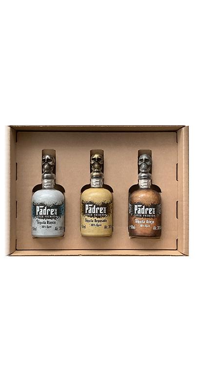 Padre Azul - Mini Tasting Set Box 3x 500ml