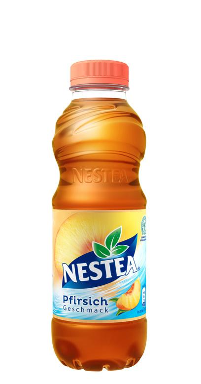 Nestea - Peach - 1 x 500ml PET Bottle