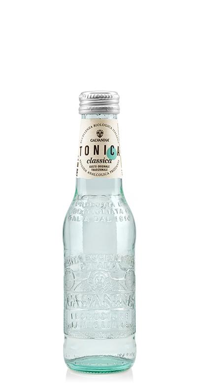 Galvanina - Bio Tonic Water, Classic - 1 x 200ml Glass Bottle