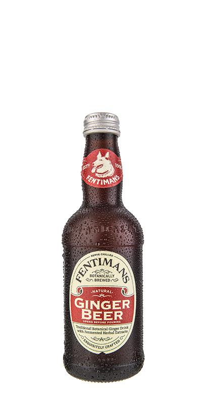 Fentimans - Fentimans - Ginger Beer, non - alcoholic - 1 x 275ml Glass Bottle