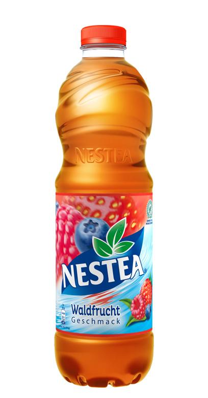 Nestea - Wild Berry - 1 x 1500ml PET Bottle