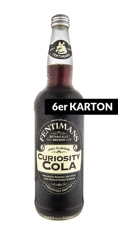 Fentimans - Curiosity Cola - 6 x 750ml Glass Bottle
