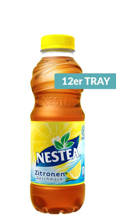 Nestea - Lemon - 12 x 500ml PET Bottle