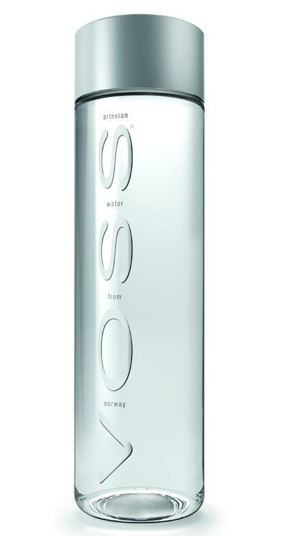 Voss Water - Premium Water - still - 1 x 850ml PET Bottle