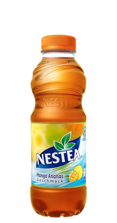 Nestea - Mango Pineapple - 1 x 500ml PET Bottle