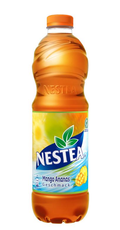 Nestea - Mango Pineapple - 1 x 1500ml PET Bottle