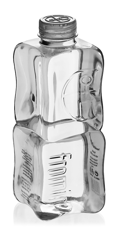 fromin Water - Water from the Ice Age, still - 1 x 1000ml PET Bottle