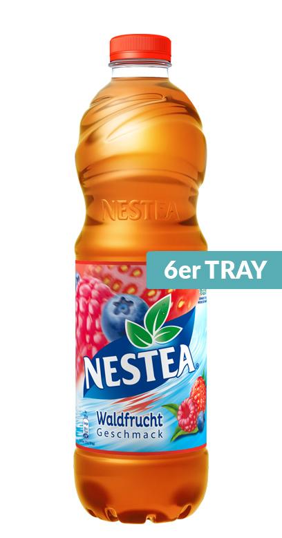 Nestea - Wild Berry - 6 x 1500ml PET Bottle