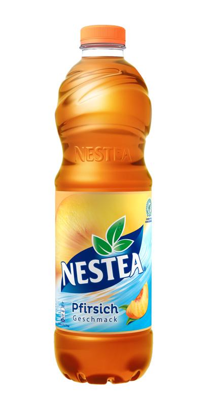 Nestea - Peach - 1 x 1500ml PET Bottle
