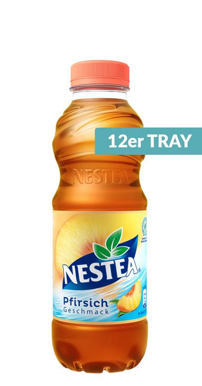 Nestea - Peach - 12 x 500ml PET Bottle